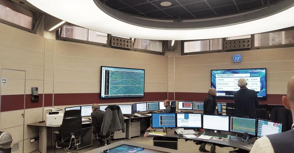 rfi centro de control