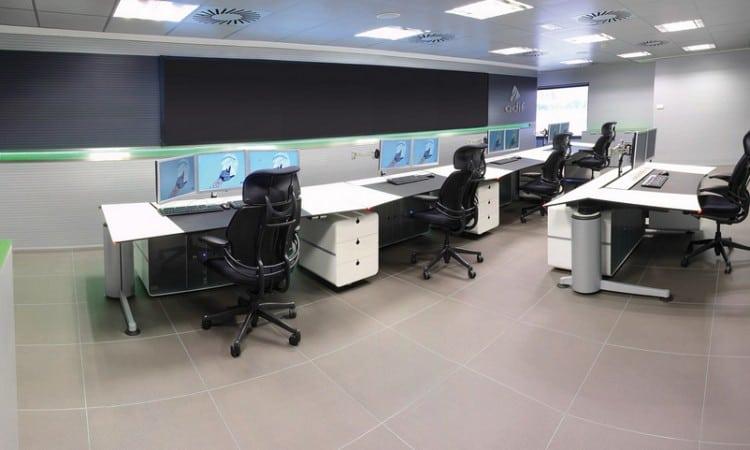 ADIF-Zaragoza-Sala-Control