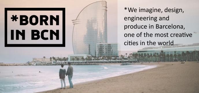 born in bcn barcelona diseño creatividad innovación