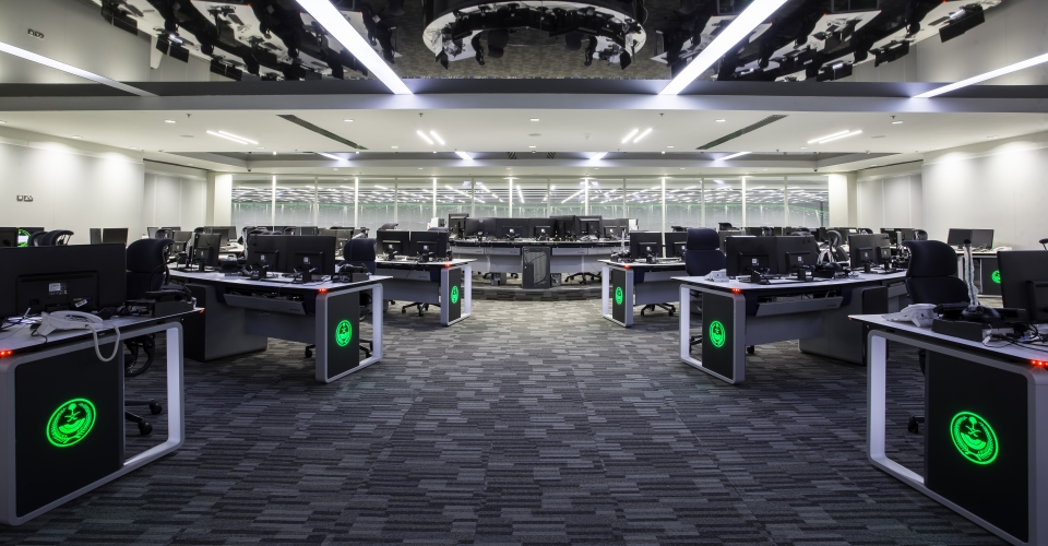 crisis room gesab control room mecca