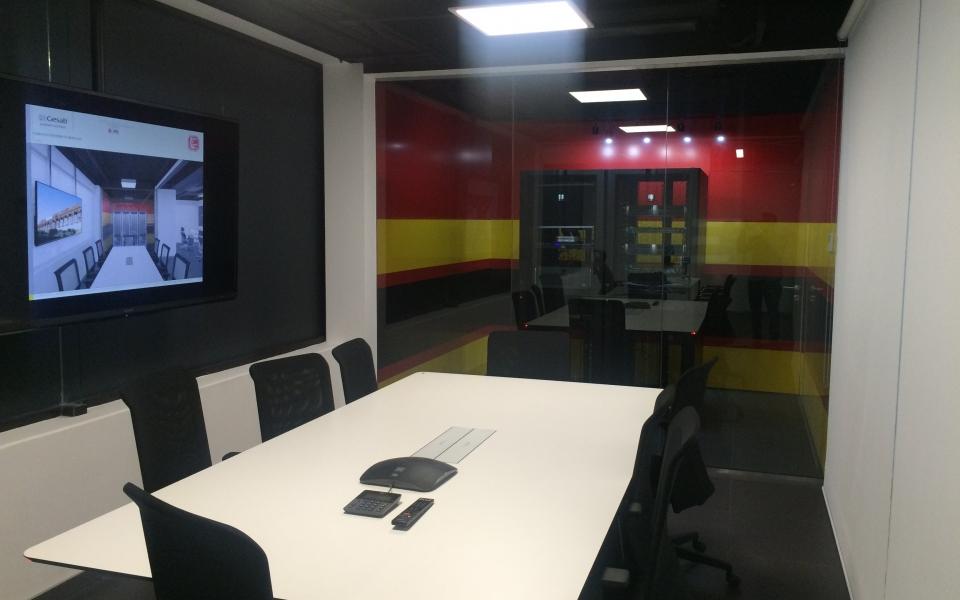 Sala de Crisis y Site