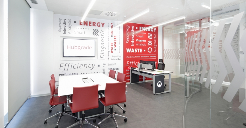 centro hubgrade veolia madrid