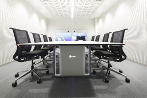 telepresence table acciona case study