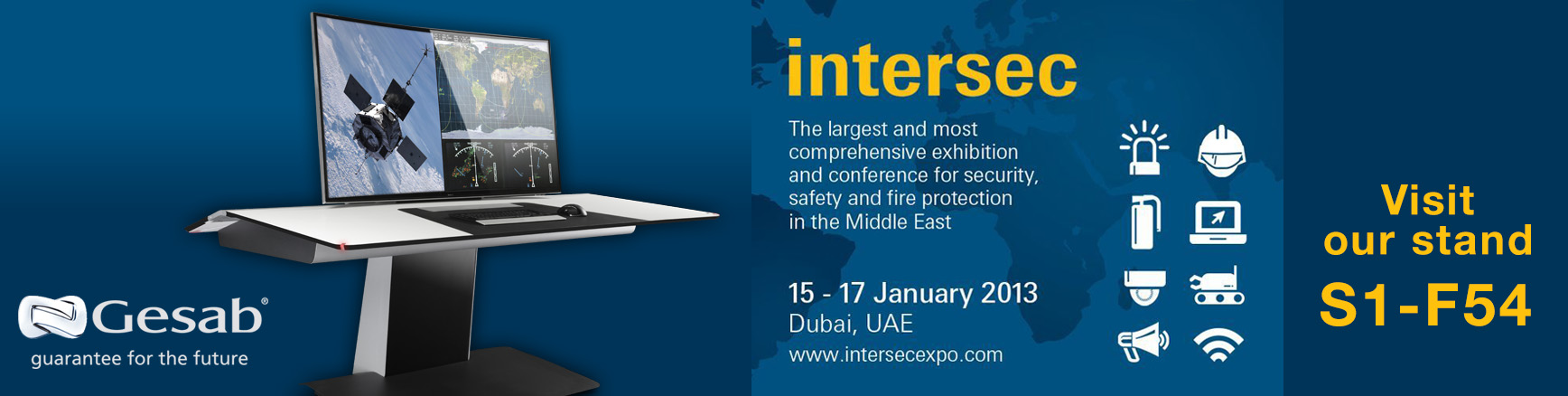 feria intersec gesab actea