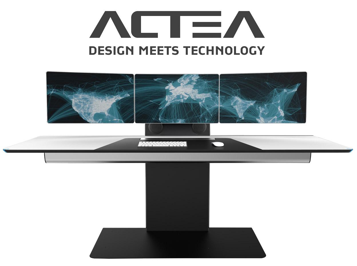 actea control console