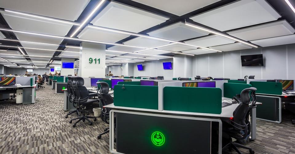 centro de control Meca GESAB