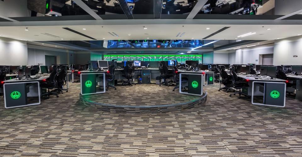 control center makkah gesab