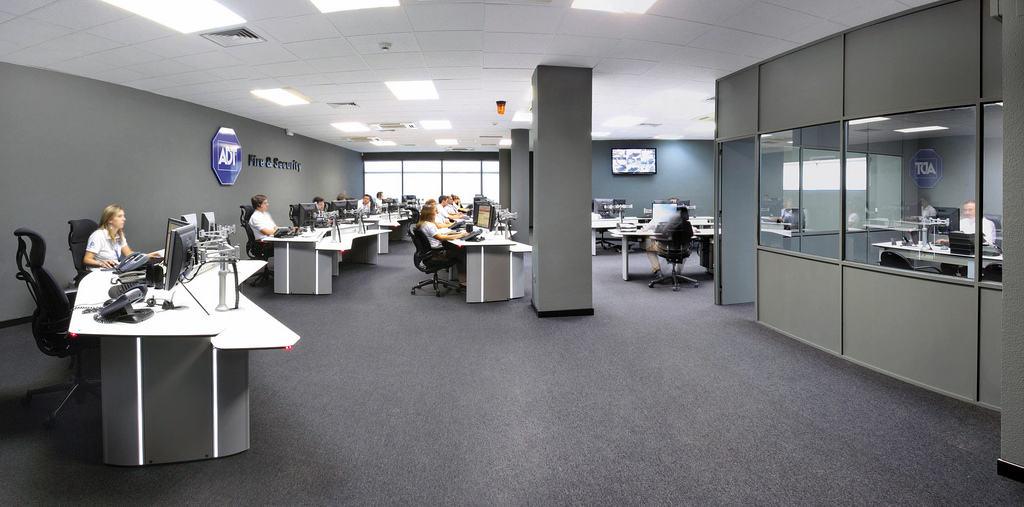 Centro control ADT