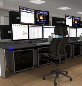 sala de control y trading de montepio