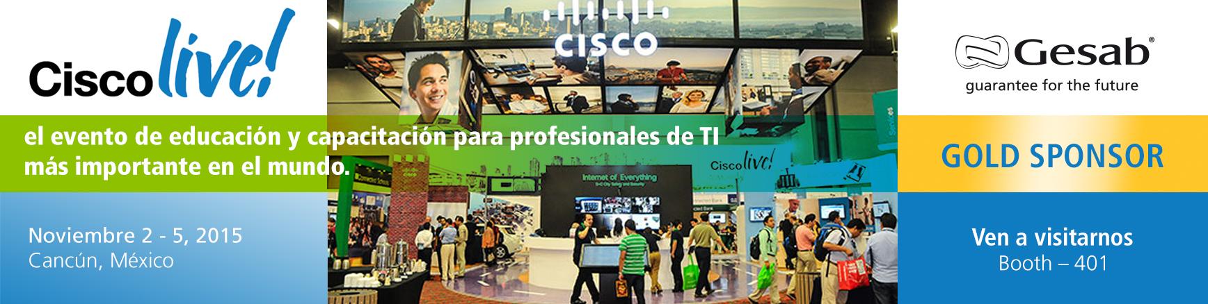 Cisco live 2015