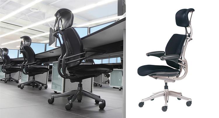 sillas ergonómicas para centros de control