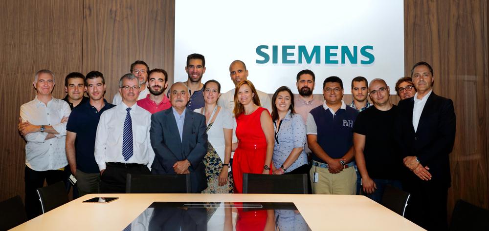120 aniversario de Siemens en España