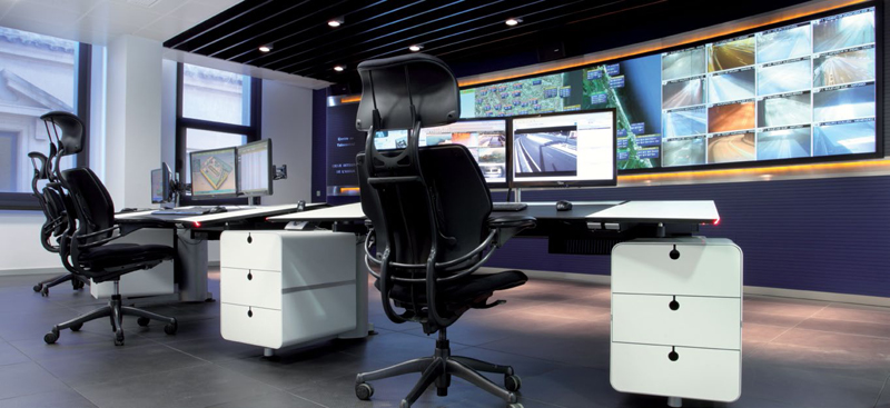 4 Key aspects in the design of a control room | GESAB