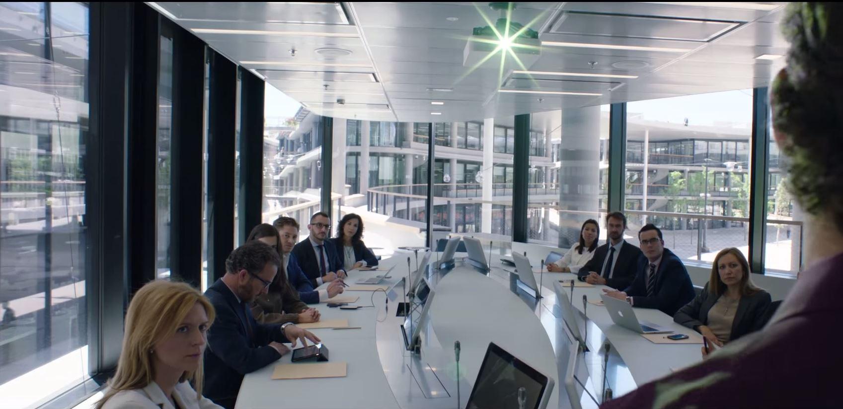 mesa reuniones bbva