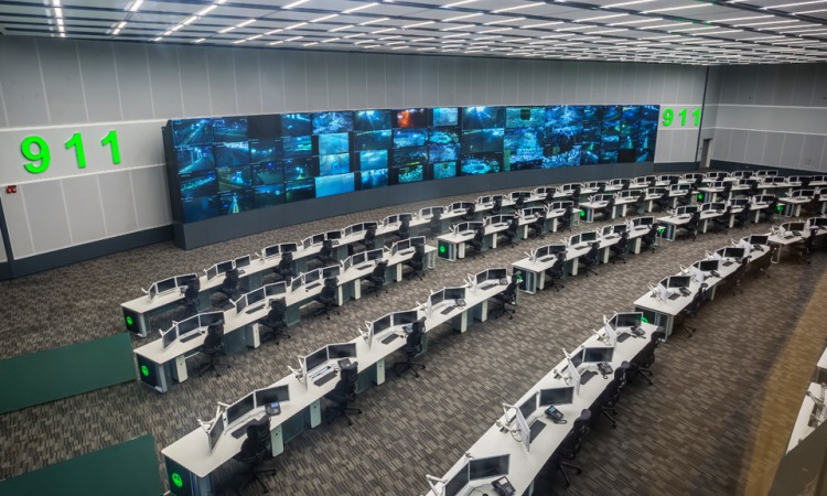 command and control center Makkah GESAB