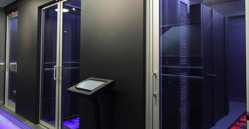 Centro de procesamiento de Datos Expert Timing