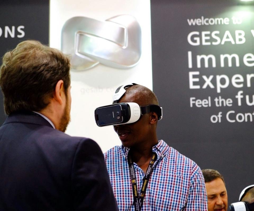 gesab virtual reality