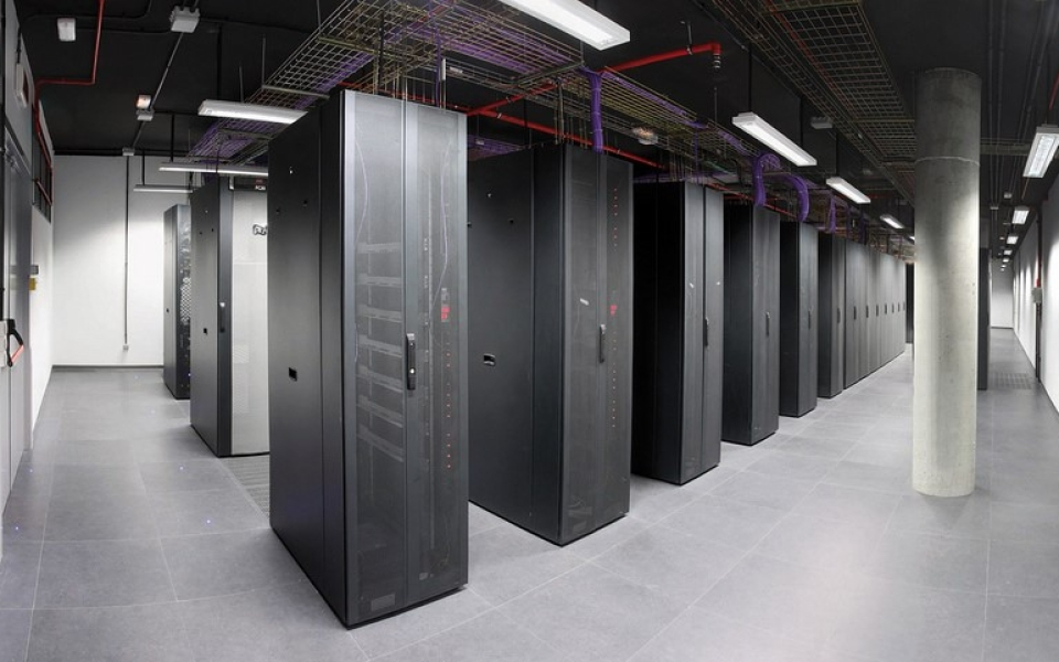 GESAB centro de proceso de datos securitas direct