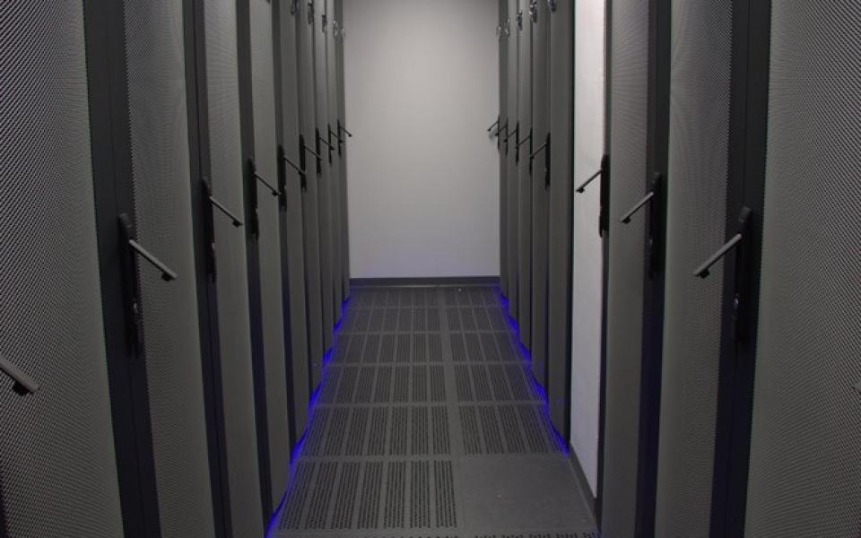 Centro proceso de datos GESAB Universitat Lleida
