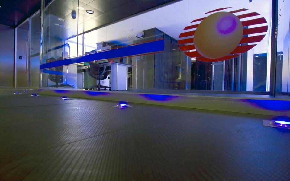 centro de proceso de datos televisa GESAB