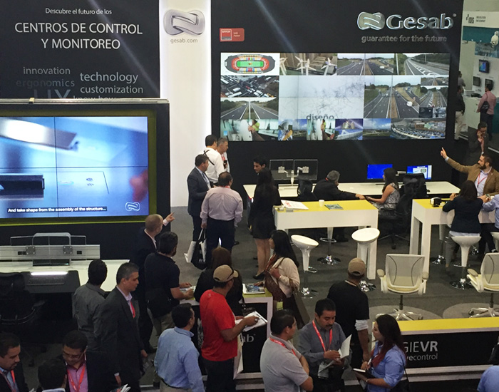 GESAB Expo Seguridad México 2016