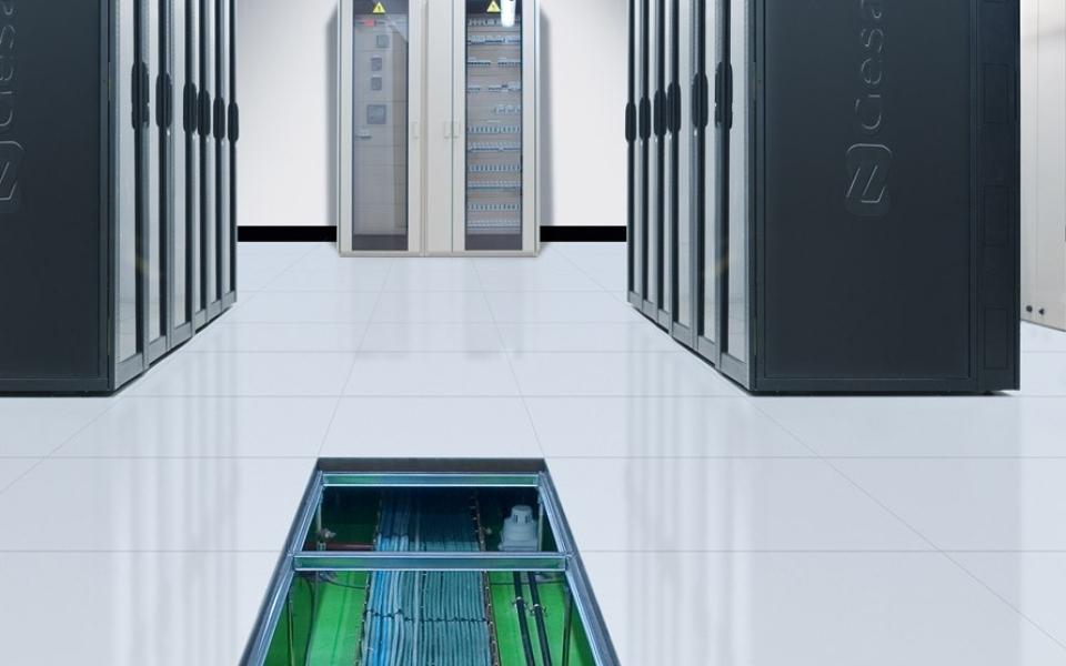 McCann Erikson Centro de proceso de datos GESAB