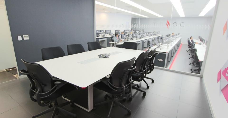 sala de control maxcom