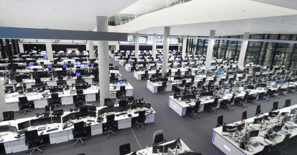 bbva trading room gesab
