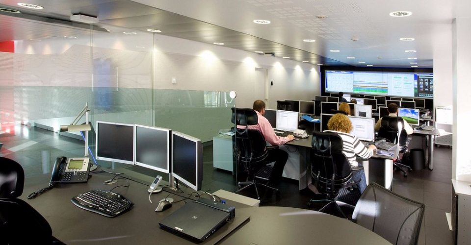 control room andorra telecom gesab
