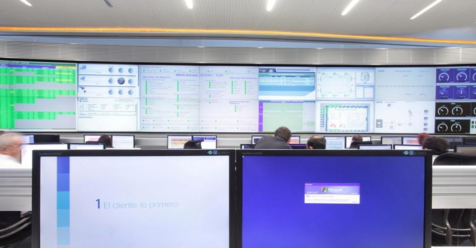 control room bbva gesab