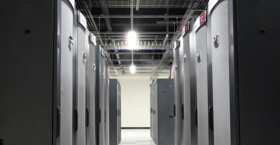 data center interxion gesab