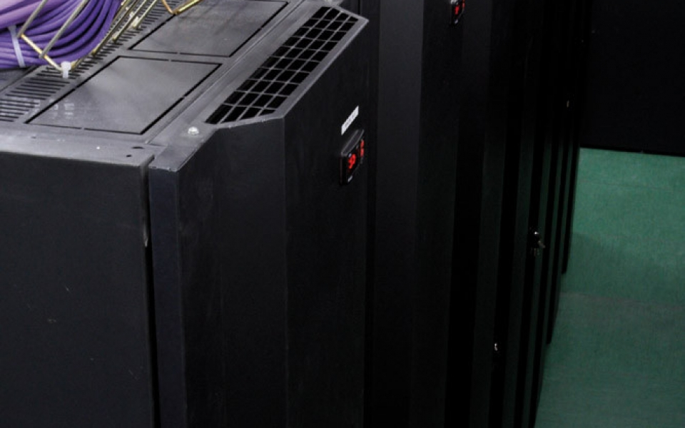 data processing center cnio gesab