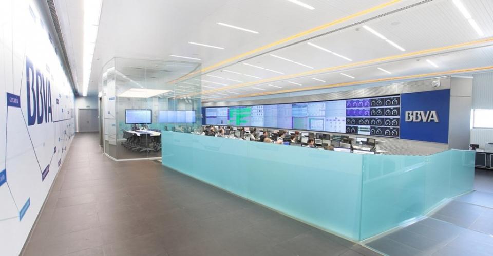 sala de control bbva