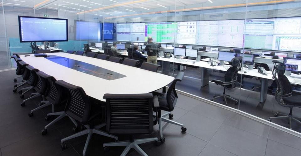 sala de control bbva gesab
