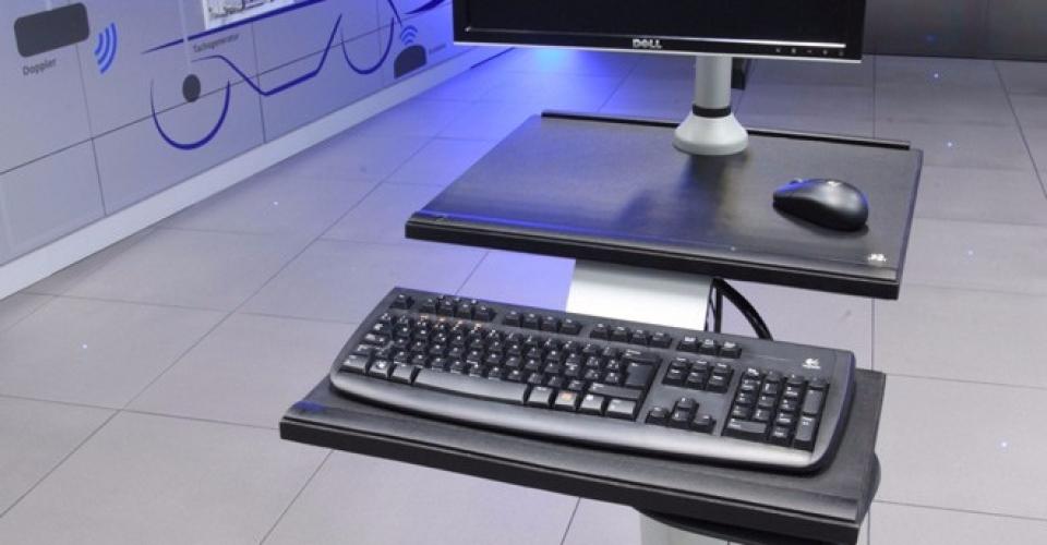 videowall showroom dimetronic gesab