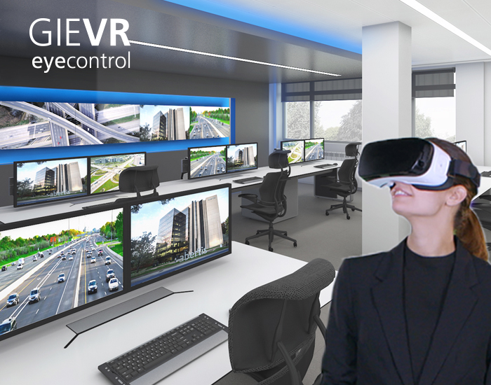 diseño salas de control realidad virtual gesab