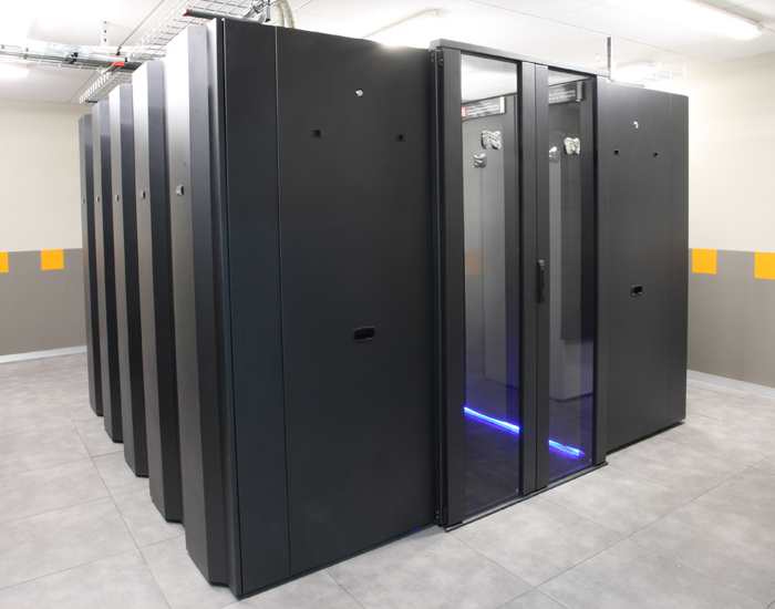 Efficient data center