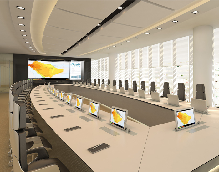 smart meeting rooms gesab