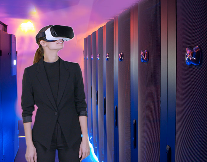 diseño data centers gesab realidad virtual