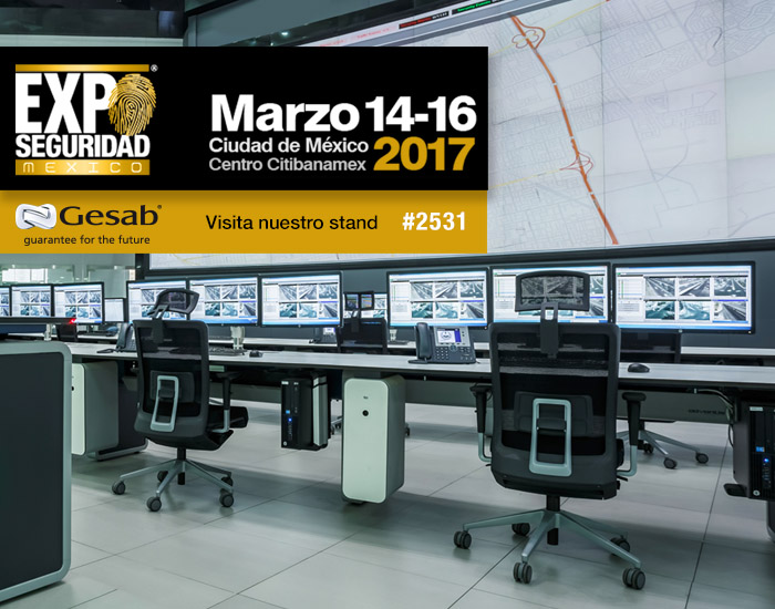 exposeguridad 2017 gesab