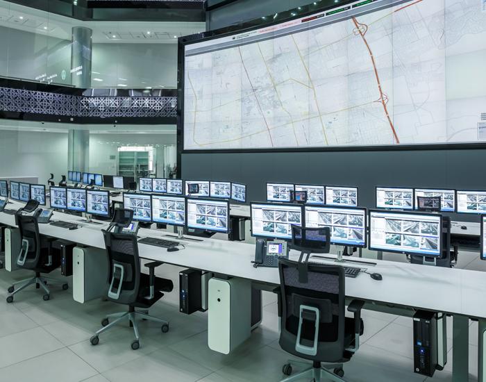 Salas de monitoreo para entornos críticos GESAB