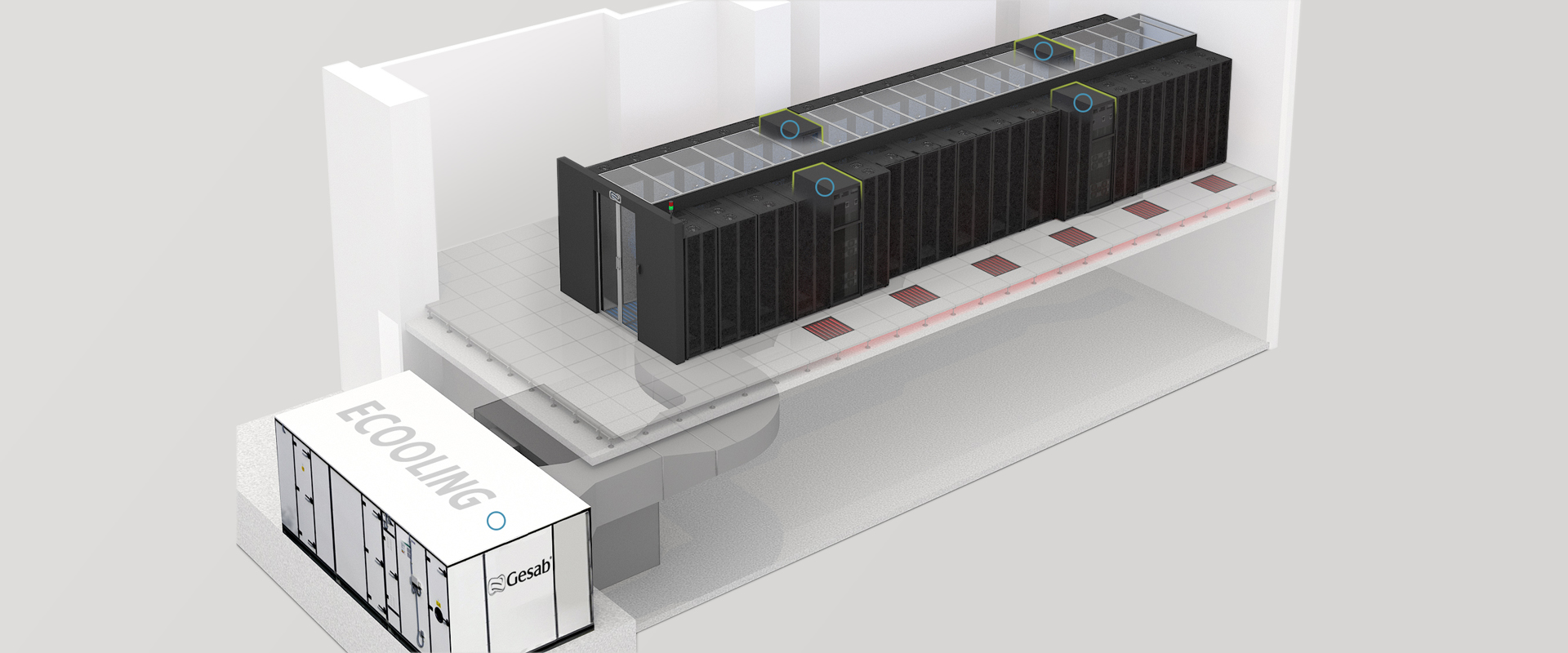 Audit state of the facilities data center