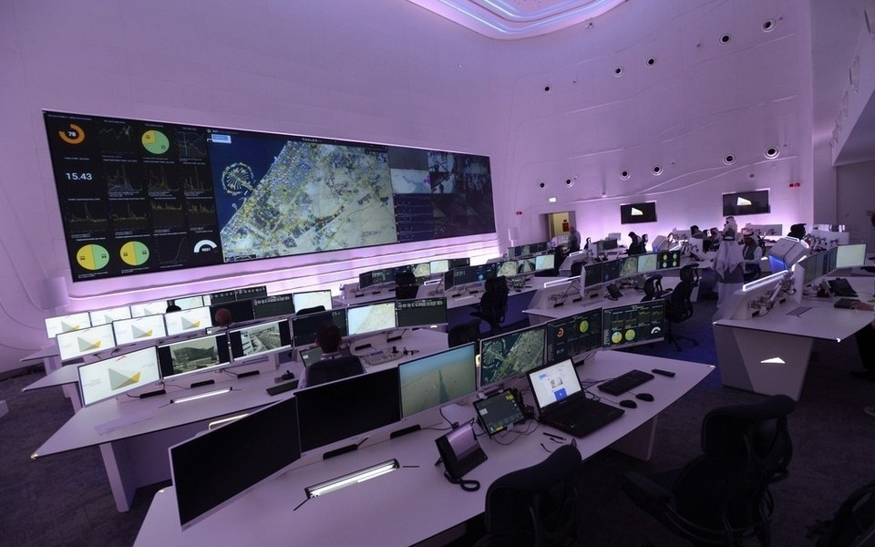 Actea Dubai Transport Strategic Project