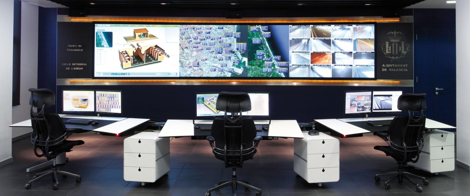 centros de control gesab