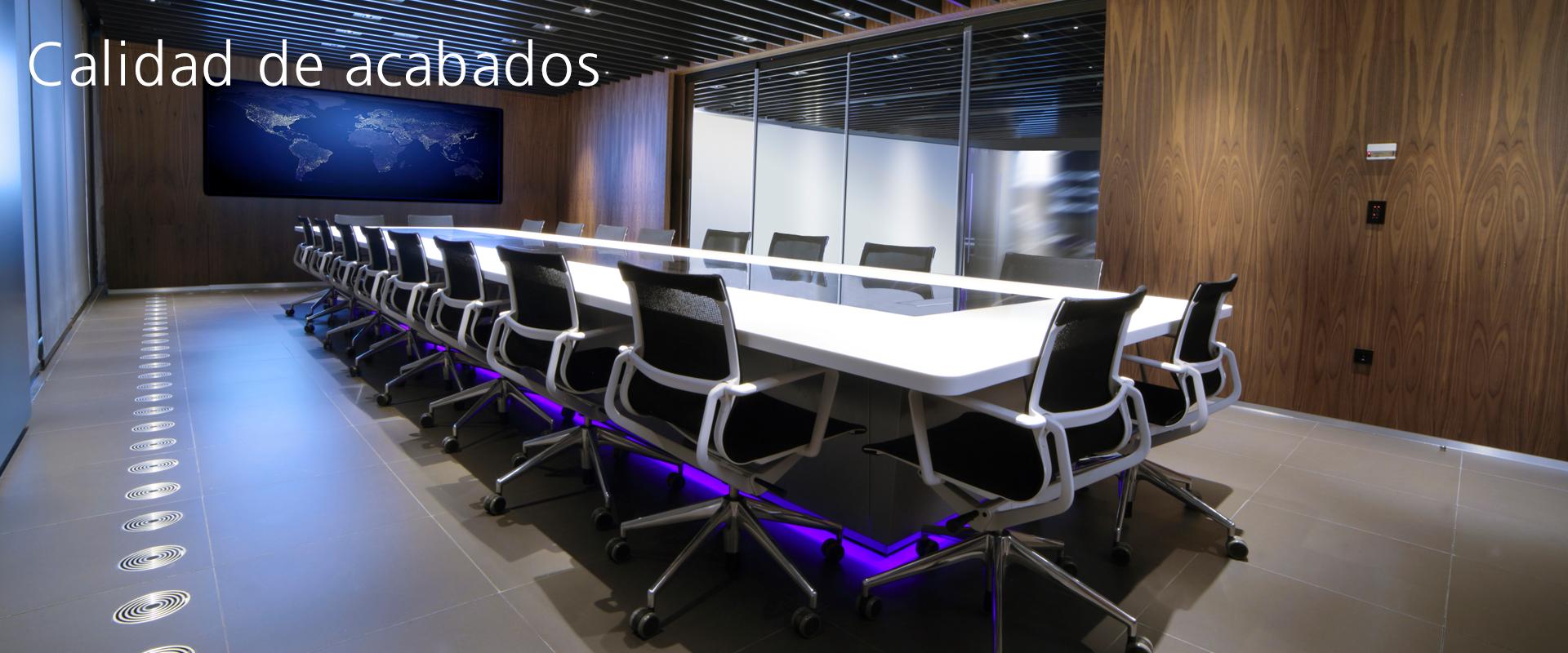 diseño de salas de decisión