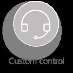 custom control gesab