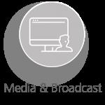 media and broadcast gesab