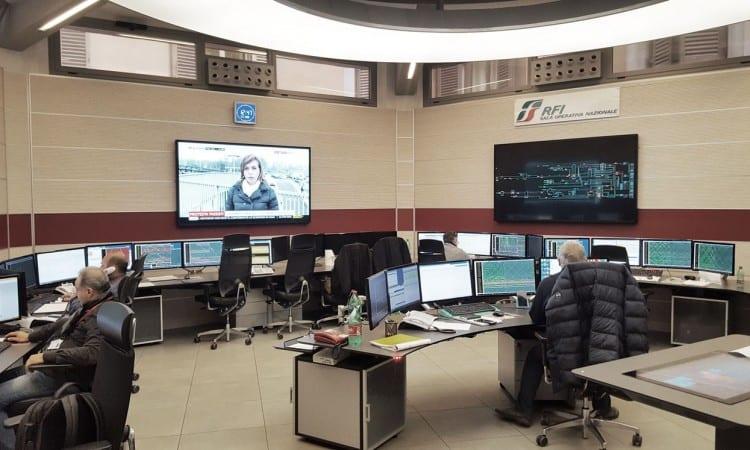 rfi control room gesab italia