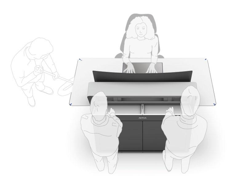 actea mission ergonomics