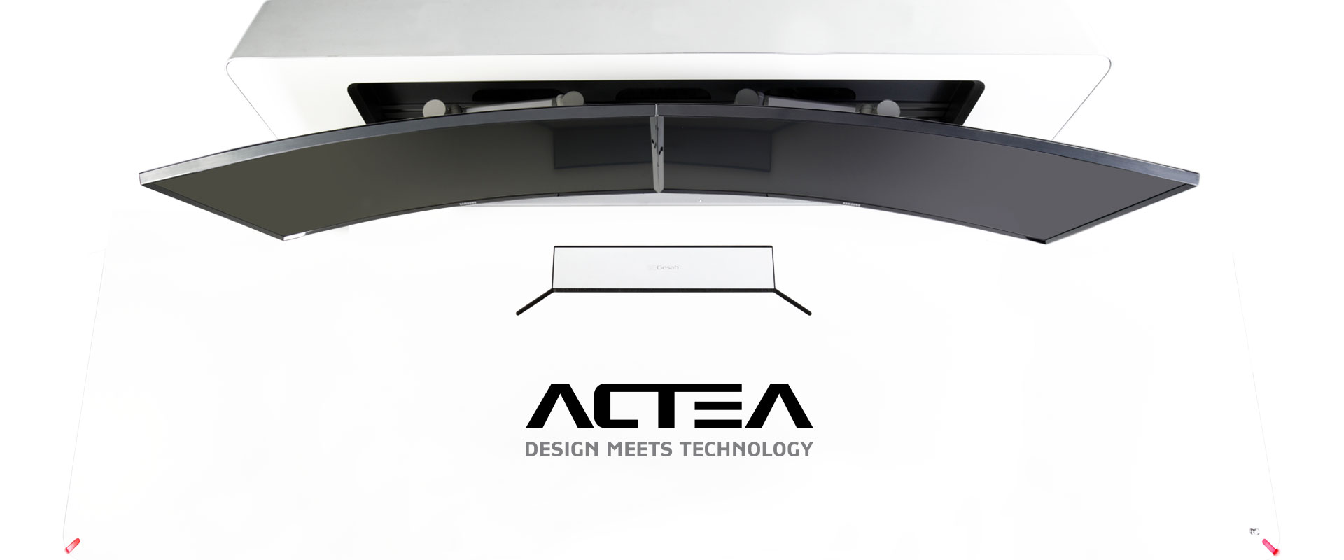 actea series control consoles